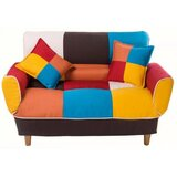 Vesperina Canvas 71.6 Round Arm Loveseat by George Oliver