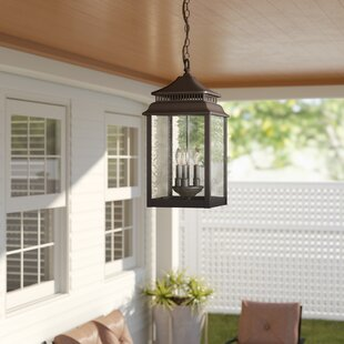 Briarfield 3-Lights Outdoor Hanging Lantern
