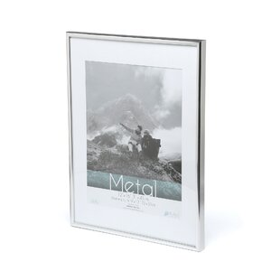 Metal Matted Photo Picture Frame