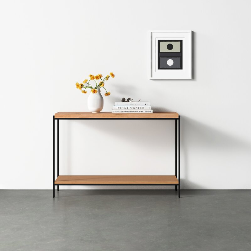 Allmodern 44 5 Console Table Wayfair