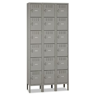 Best Box Compartments Storage Cabinet by Tennsco Corp.