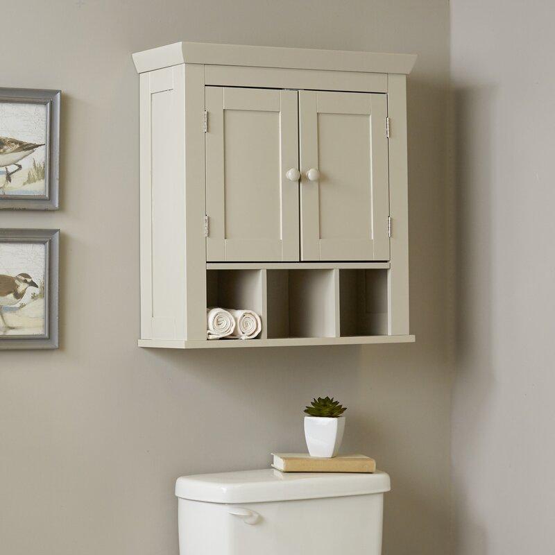 Bathroom Wall Cabinets birch lane™ caraway bathroom wall cabinet & reviews | wayfair