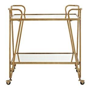 Laurence Mid-Century Bar Cart by Zipcode Design