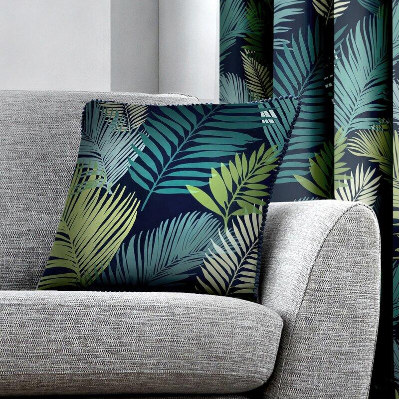 rosebank-100%-cotton-cushion-cover by bay-isle-home