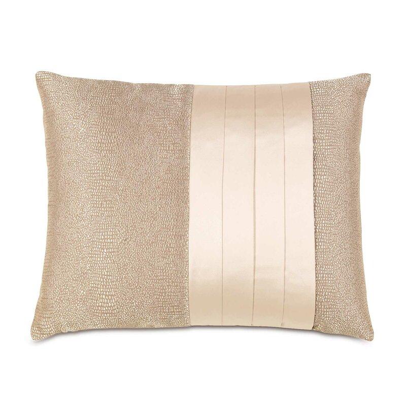 Eastern Accents Bardot Dunaway Fawn Pleats Throw Pillow Wayfair