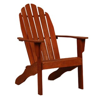 Wildon Home ® Wood Adirondack Chair