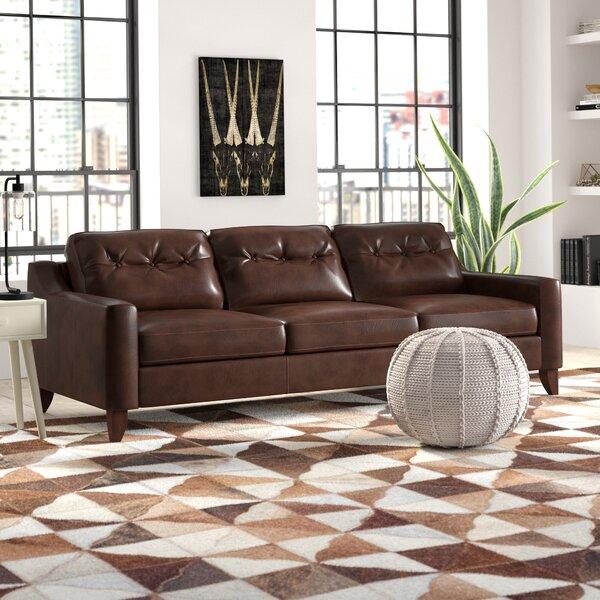 Prime Italian Top Grain Leather Sofa Wayfair Ibusinesslaw Wood Chair Design Ideas Ibusinesslaworg