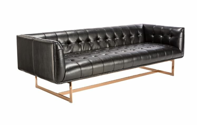 Club Matisse Chesterfield Sofa