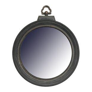 Gracie Oaks Pickell Small Locket Accent Mirror