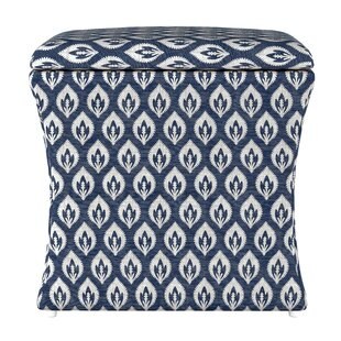 Ali Storage Ottoman by Bungalow Rose