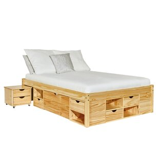 Dorothea European Single Bed By Gracie Oaks
