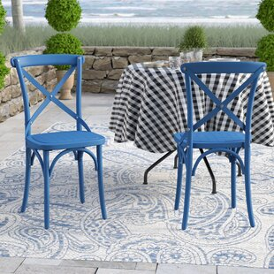 Blakemore Vintage Style Patio Dining Chair (Set of 2)