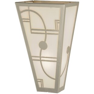 2 Light Revival Deco Wall Sconce