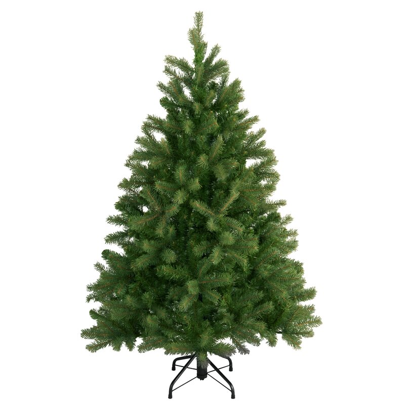 Bayberry® Spruce Artificial Christmas Tree - The Holiday Aisle Bayberry® Spruce Artificial Christmas Tree Wayfair