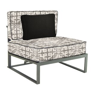 Sunrise Center Patio Chair with Cushion