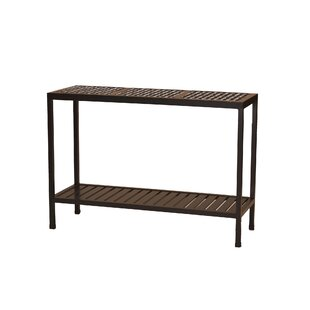 Oxford Aluminum Console Table