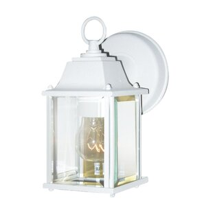 Northborough LED Outdoor Wall Lantern (Set of 12) by Winston Porter