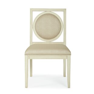 Salon Upholstered Side Chair (Set of 2)