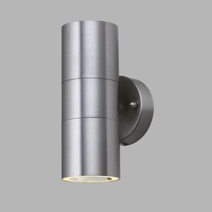 Armando 2 Light Outdoor Sconce By Zipcode Design