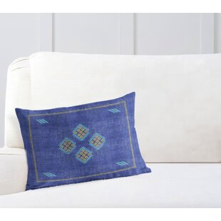 Stellan Kilim Cotton Lumbar Pillow
