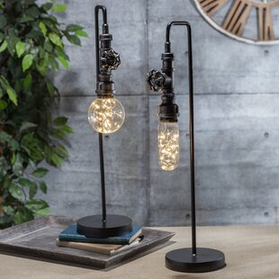 Kern 2 Piece Desk Lamp Set