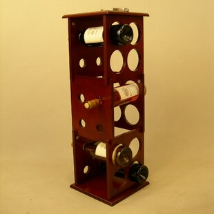 Fuji 12 Bottle Floor Wine Rack by Proman ..