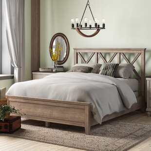 Anne Panel Bed by Birch Lane™ Heritage Spacial Price