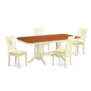 Napoleon 5 Piece Dining Set by Wooden Importers Top Reviews