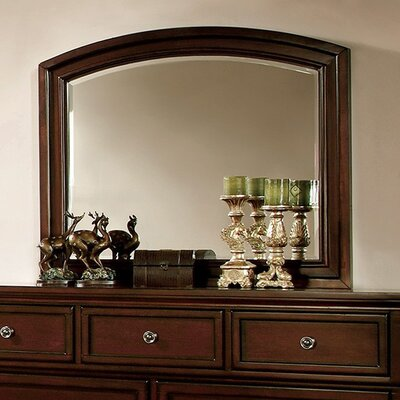 Baldrik Transitional Accent Mirror Darby Home Co