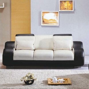 Rollingstone Leather Reclining Sofa