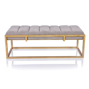 Gamache Metal Bench
