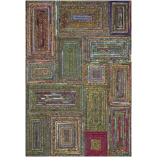 Find Genemuiden Hand-Tufted Area Rug By World Menagerie