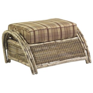 River Run Ottoman with Cushion