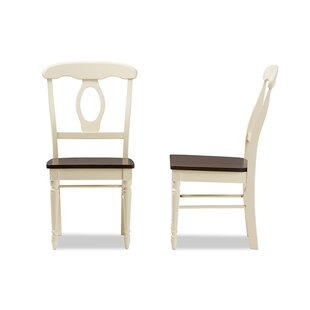 Farallones French Solid Wood Dining Chair..
