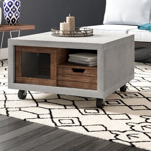 Desantiago Coffee Table by Brayden Studio Great price