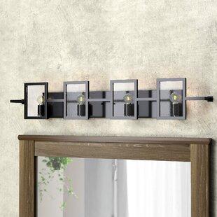 Neville 4-Light Vanity Light by Williston Forge