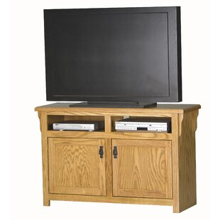 Gus Solid Wood TV Stand For TVs Up To 60