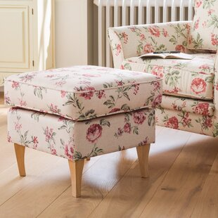 Brightling Footstool By Three Posts