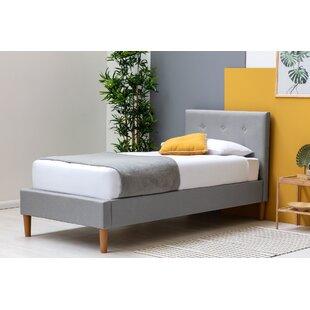 Fleur Upholstered Bed Frame By Fjørde & Co