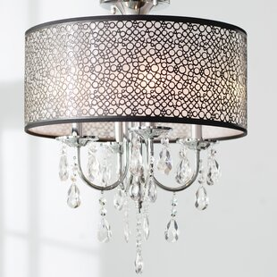 Brownleigh 4 Light Chandelier