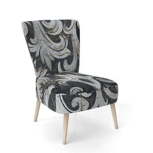 Strapwork Side Chair