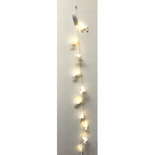 Zoomie Kids Aalin 68 ft. 1-Light Fairy String Light