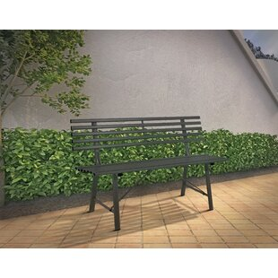 Baker Iron Garden Bench