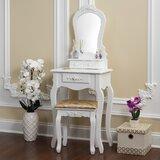 White Gloss Dressing Table Wayfair