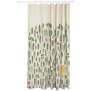 Retreat 100% Cotton Shower Curtain