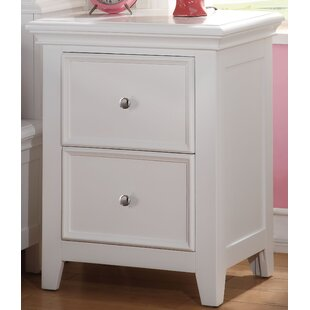 Congdon 2 Drawer Nightstand