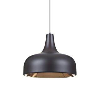 Besa Lighting Persia 1-Light Dome Pendant