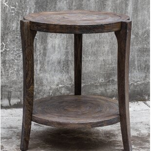 Reviews Mcneil End Table By Mistana