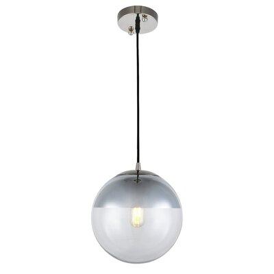 Brayden Studio Simeone 1-Light Pendant Size: 60 H x 9 W x 9 D
