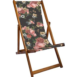 Saskia Reclining Deck Chair by Lynton Garden